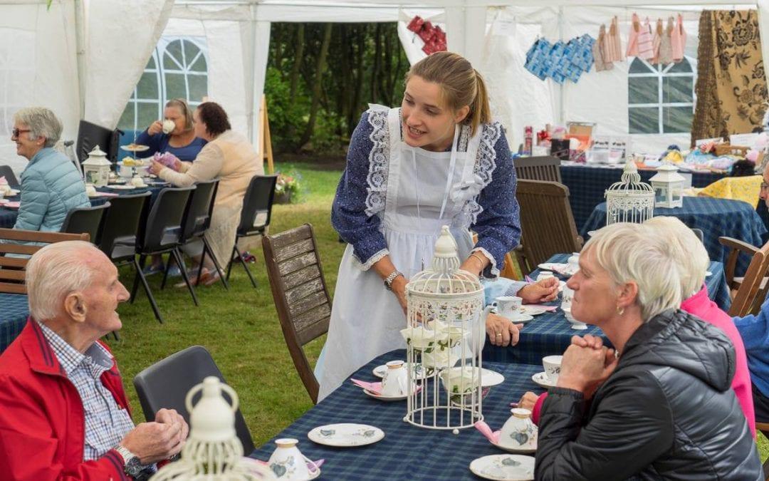 Our Lavish Victorian Garden Party