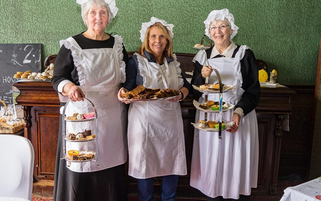 Easter Event opened the doors to Bannockburn House for 2019