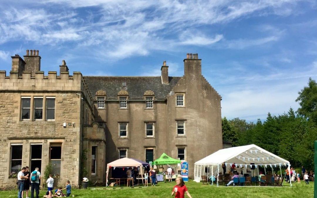 Bannockburn House Summer Fayre 19 a Brilliant Success