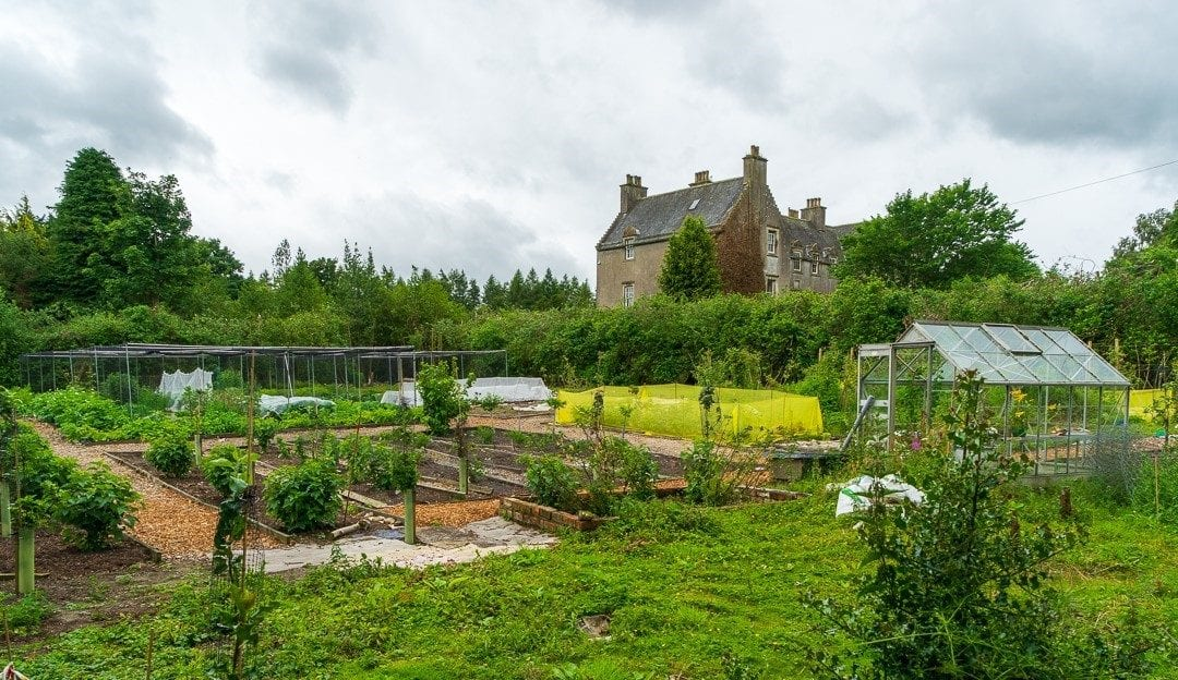 FUNDING BOOST FOR BONNIE PRINCE GARDENS