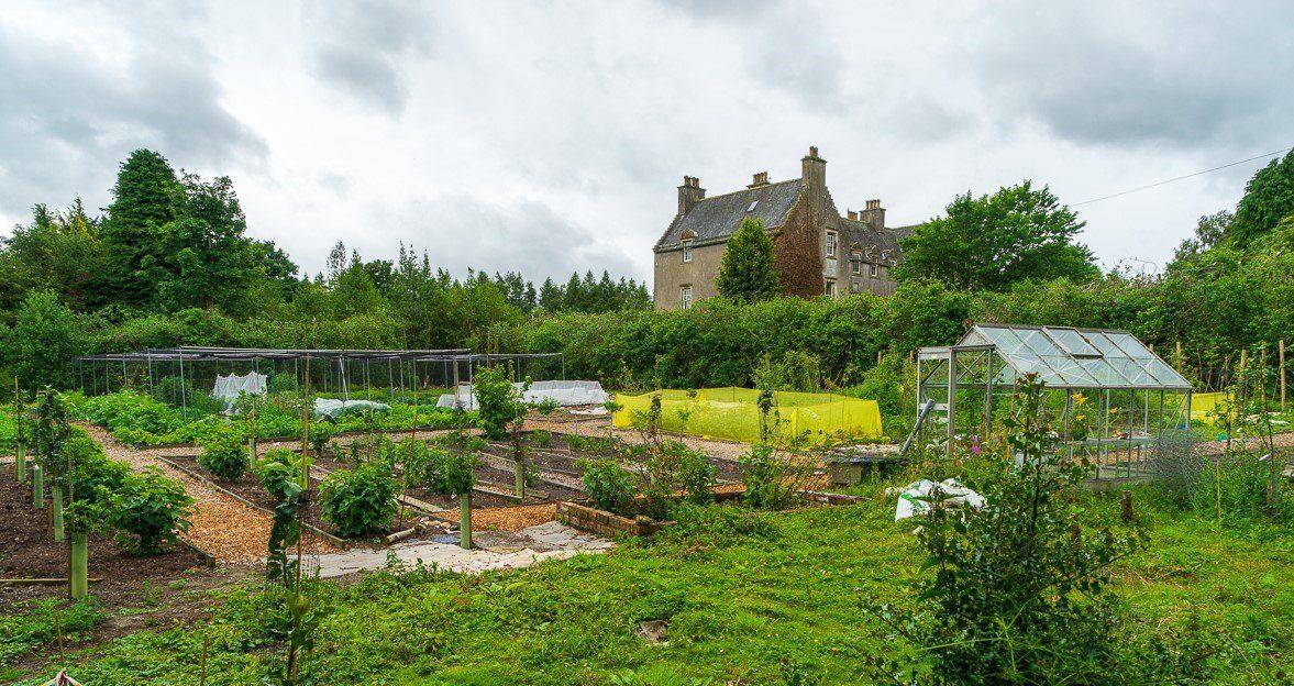 Bannockburn House Garden