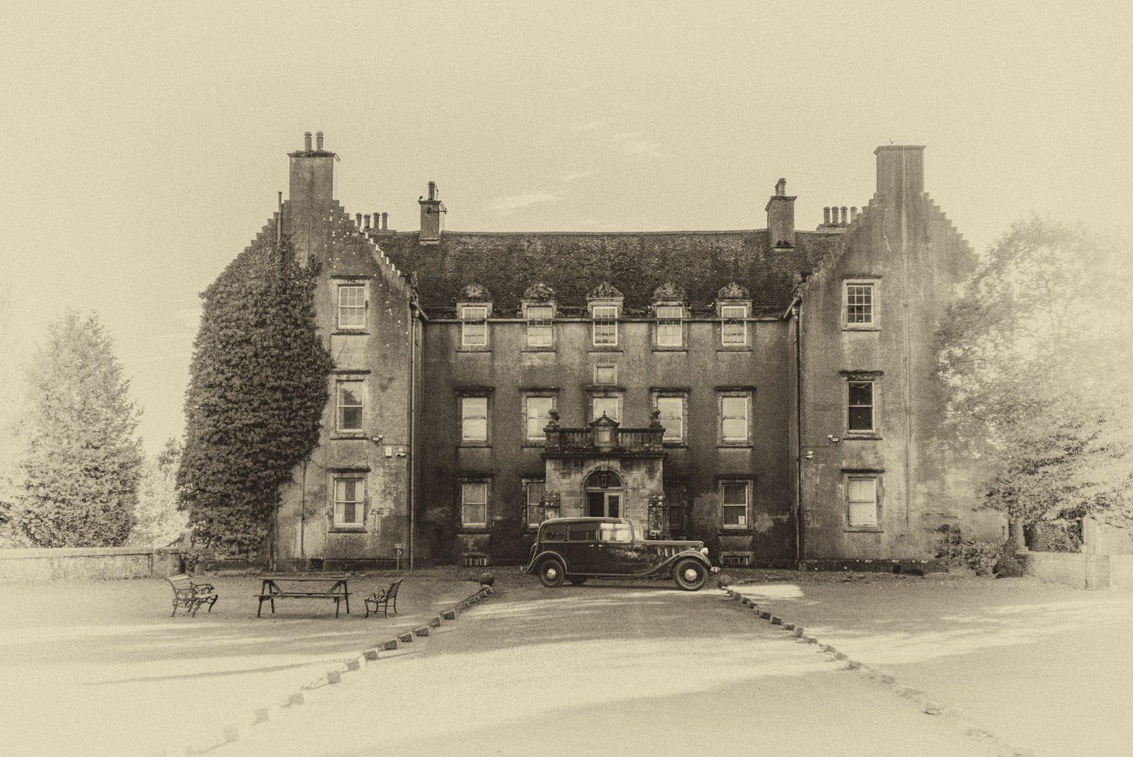 bannockburn house
